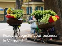 SETTING UP BUSINESS IN VIETNAM - Enterprise registration certificate vietnam (ERC)