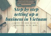 SETTING UP BUSINESS IN VIETNAM - STEP BY STEP GUIDE TO STARTING A BUSINESS IN VIETNAM