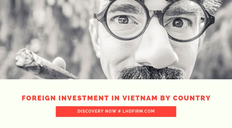 Foreign investment in Vietnam by country