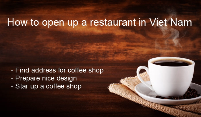 open coffee shop in vietnam