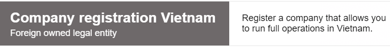 Setup company in vietnam lhd law firm