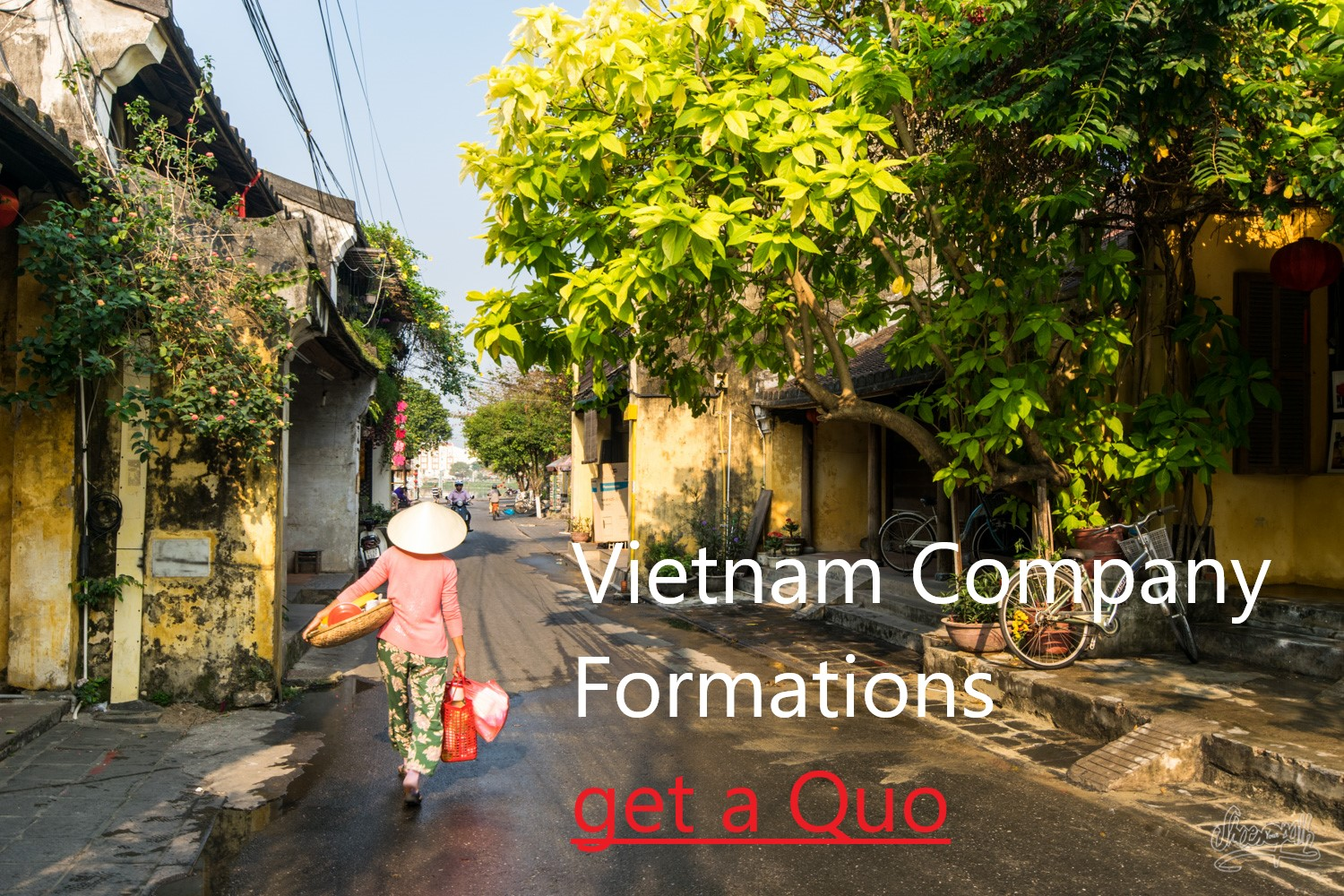 FEE FOR SETUP COMPANY IN VIETNAM