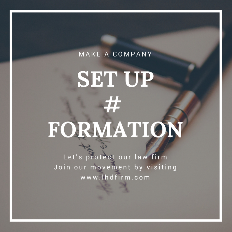VIETNAM COMPANY FORMATION - LHD LAW FIRM